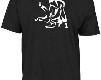 Jiu Jitsu, Ninjutsu, Judo, Martial Arts t-shirt
