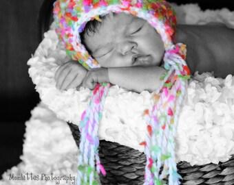 Baby Pixie Hood