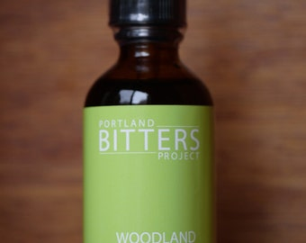 Woodland Bitters with Douglas Fir!