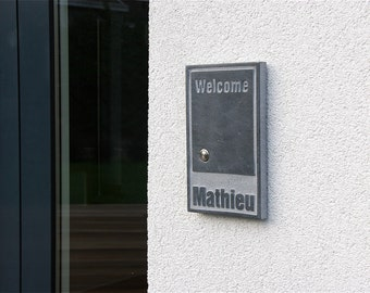 Door Bell Stone Fairgate 2
