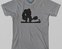Shadow of the Colossus inspired T Shirt  - SotC, Ico, sony, videogame, lone wanderer, playstation 2, ps2 - All sizes & colors available