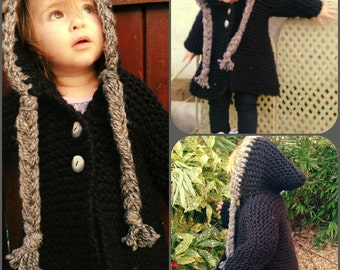 Free Crochet Pattern Elsa Cape : Knitting Pattern Frozen inspired Elsa cape and by ...