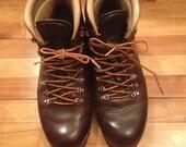 Amazing MERRELL italian (potentially handmade) alpine boots, mens 10.5