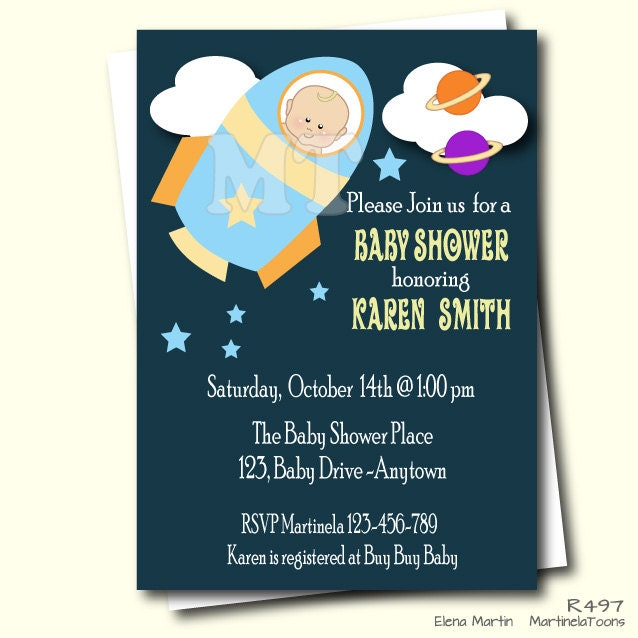 African American Baby Shower Invitations for best invitation design