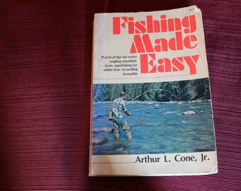 Classic Vintage Fishing How To Tackle Book