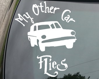 Harry Potter Other Car Flies Decal for Car/Home/Windows