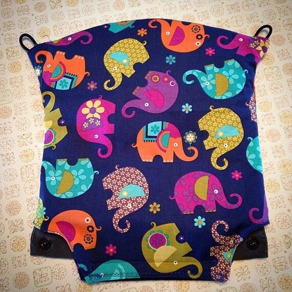 CUSTOM Tula Baby Carrier Slip cover hood