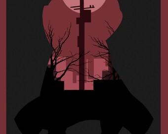 NARUTO: Itachi Uchiha (A Crimson Night)