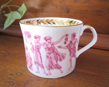 Teacup Queen Anne Bone China