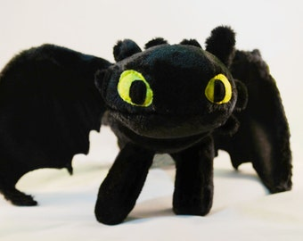 Toothless Plush