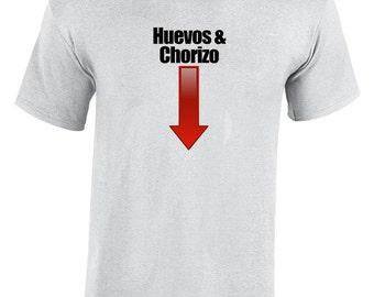Huevos & Chorizo (with arrow)