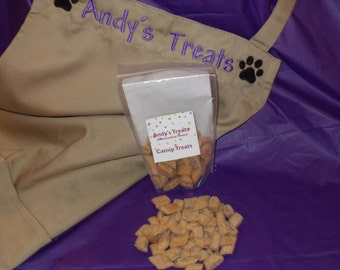 Gourmet Cat Treats - Catnip Treats