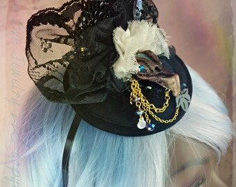 Skeksis Dark Crystal Inspired Fascinator