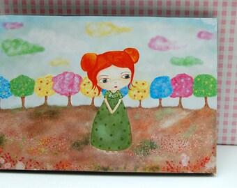 Candy kingdom-print