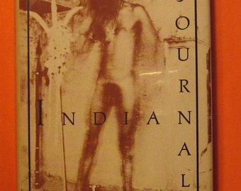 First Edition - Allen Ginsberg:  Indian Journals