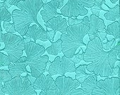 Tx10 Gingko Leaf Texture Mat