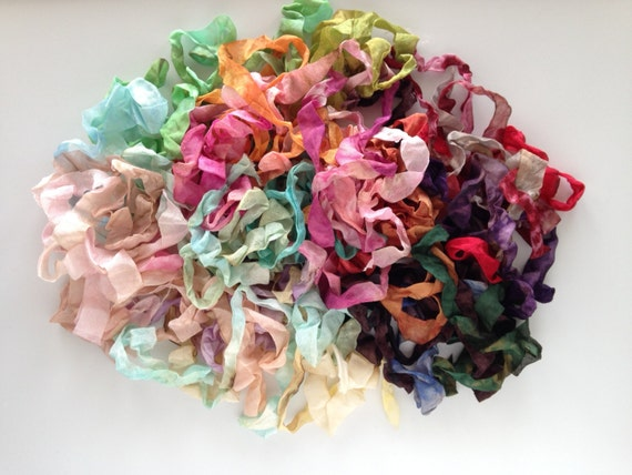 CABBAGE ROSES RIBBON remnants collection