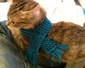 Custom Kitten Scarf - Any Color