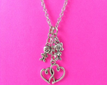 Custom Mothers Necklace