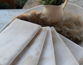 30ct. Hand Dyed Linen for Cross Stitch - Ironstone - from Notforgotten Farm
