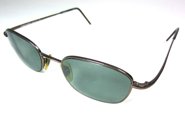 Vintage Armani Glasses Frames : Vintage Giorgio Armani Glasses Frames by EchoDecoModern on ...