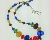 Gorgeous and Colorful Necklace