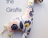 Olive the Giraffe