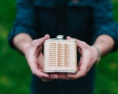 Flask | Wooden DURANGO Design