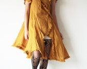 Beneath...blouse...linen/cotton funky, elegant ,boho ,hippie