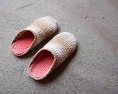 Crochet Pattern - Perfect House Slipper