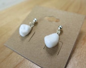 Tooth Earrings-Dangle