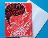 Happy Birthday Phone Call Card