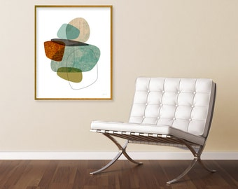 Extra Large Wall Art, Contemporary Art, Abstract Art Print, Abstract Modern Art
