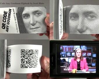 QR Code Amy Goodman Flipbook