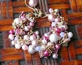 Pink Cha Cha Bracelet