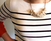 Wooden Beaded Necklace Mish Mash