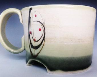 Handmade Porcelain Mug