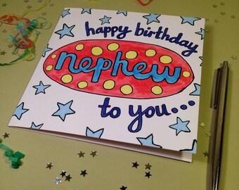 Nephew - 'Happy Birthday To You, Nephew' - Happy Birthday