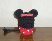 Stocking Stuffer Gumdrop Mice--Minnie Inspired
