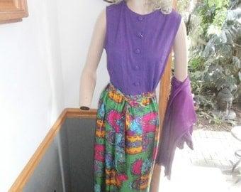 Womens Pant suit   Purple Pants  Women Jumpsuit New with Tags
