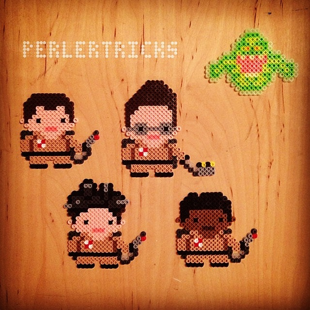 Ghostbusters Character Patterns Quotes Of The Day