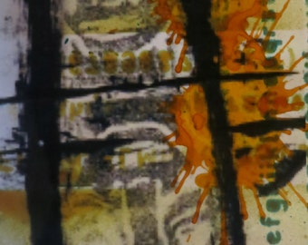 Geometric Urban Contemporary Modern Art Original Abstract Series