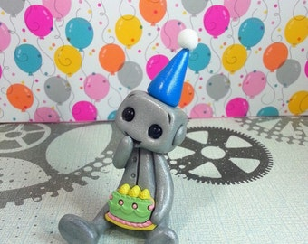 Birthday Boy Robot