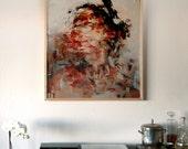 New Beginning, framed Large format Giclee Art print