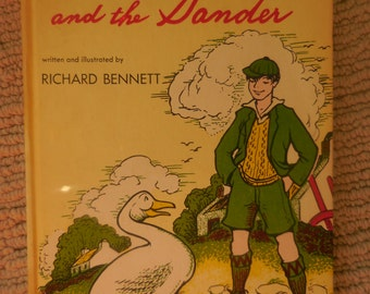 SHAWNEEN and the GANDER by Richard Bennett