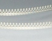 2 ft -Bezel wire, gallery wire, argentium sterling silver, 925, non tarnish, for setting cabs, rings