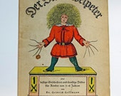 VINTAGE Struwwelpeter in German 1948 edition COLLECTOR'S ITEM