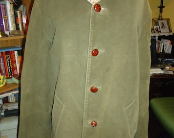 "Vintage Wool ""Buffercoat"""