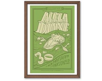 Alela Diane Poster