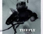 The Fly alternative movie poster